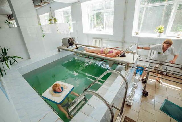 Грыжа поясничного отдела позвоночника - санатории в России