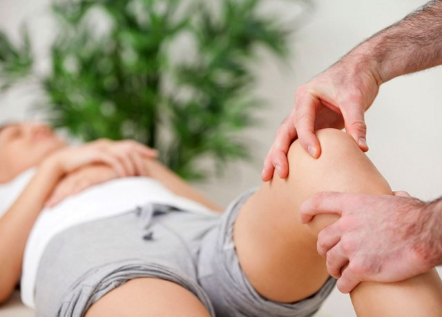 Ревматоидный артрит коленного сустава - симптомы и лечение