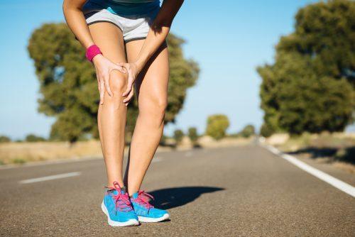 Болит колено после бега - что делать в таком случае?