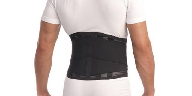 Пояс для спины при болях в пояснице - правила выбора