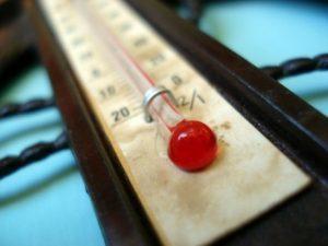 Температура при переломе может ли быть? Причины