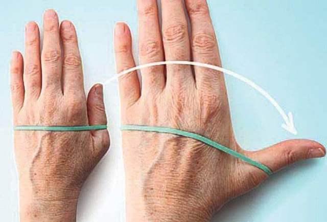 Как разработать палец после перелома - лучшие упражнения