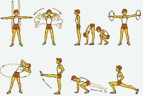 ЛФК для детей с нарушением осанки - лучшие комплексы упражнений