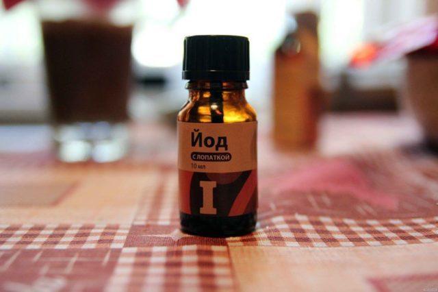 Лечение подагры йодом в домашних условиях - лучшие рецепты