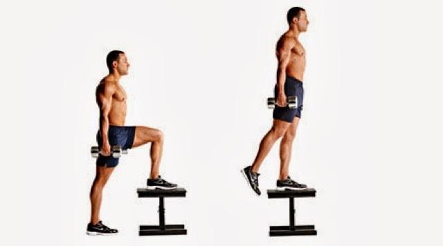 Упражнения для укрепления коленных суставов и связок