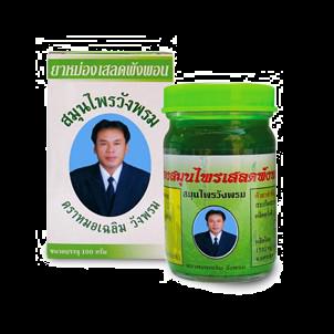 Зеленый тайский бальзам - применение и инструкция