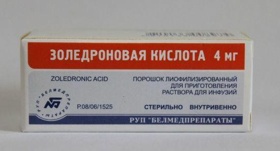 Бисфосфонаты для лечения остеопороза - список препаратов