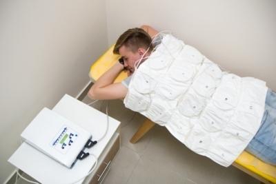 Физиопроцедуры при остеохондрозе позвоночника - виды