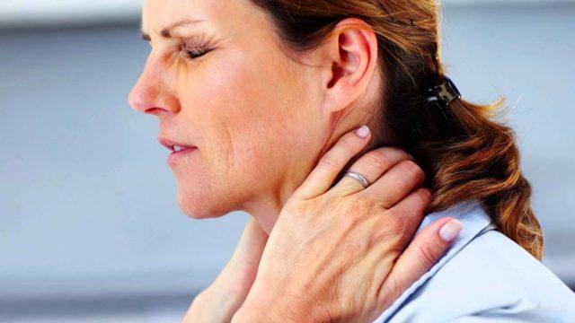Шейный остеохондроз и артериальное давление - взаимосвзяь