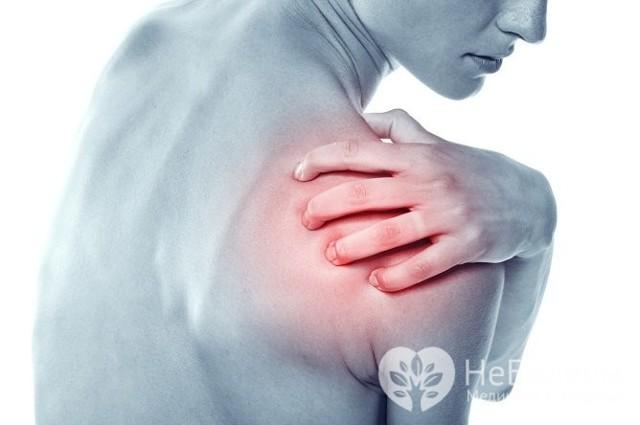 Артроз плечевого сустава - симптомы и лечение