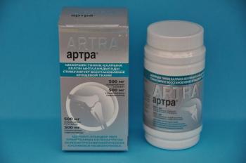 АРТРА - инструкция по применению, цена, отзывы и аналоги