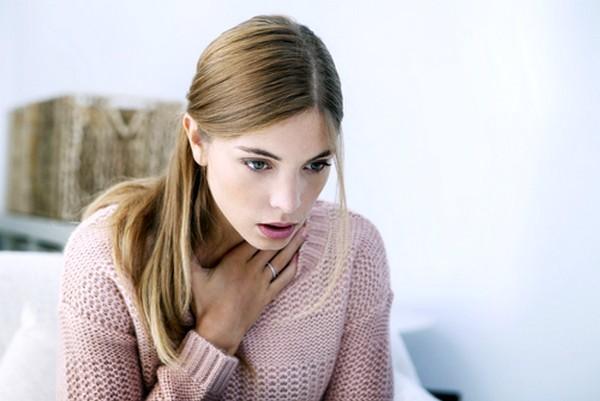 Кашель при остеохондрозе грудного отдела позвоночника - причины