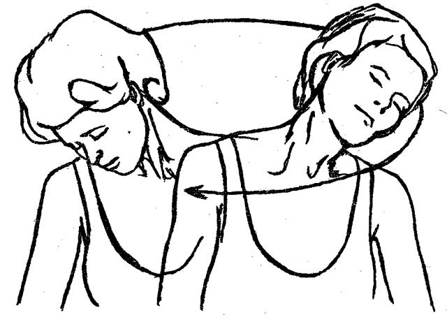 Упражнения при грыже шейного отдела позвоночника