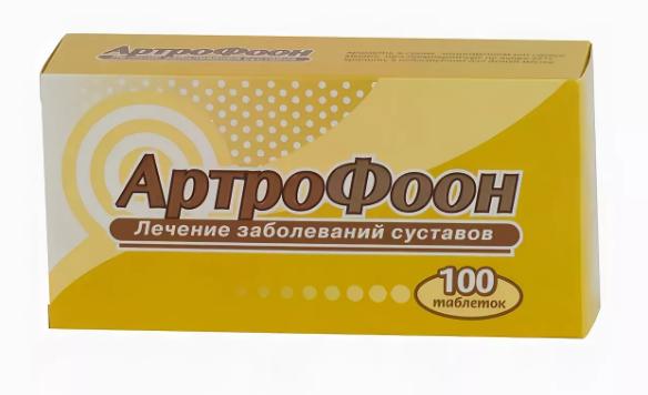 АРТРОФООН - инструкция по применению, цена, отзывы и аналоги