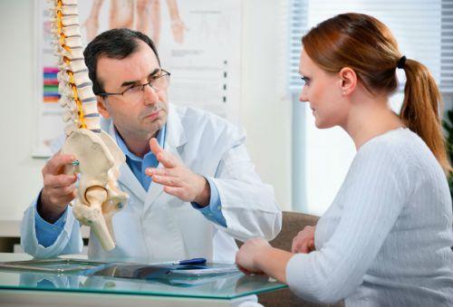 Мануальная терапия при грыже поясничного отдела позвоночника