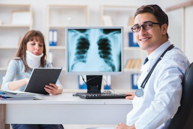 Остеохондроз шейного отдела позвоночника - симптомы и лечение
