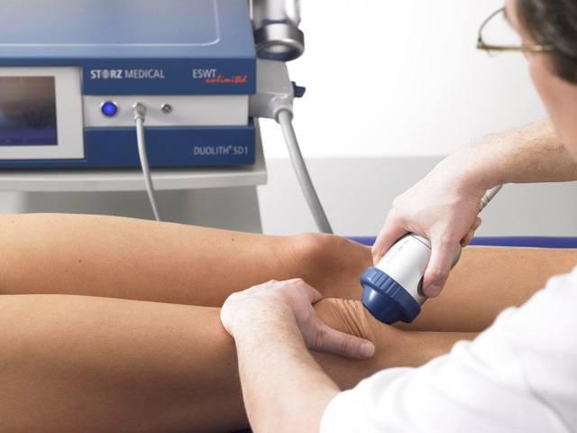 Грыжа коленного сустава или киста Бейкера - симптомы и лечение