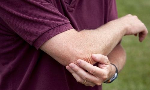 Как разработать руку после перелома в локтевом суставе эффективно