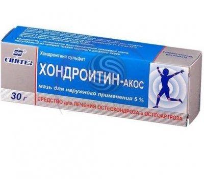 Мазь от остеохондроза позвоночника - список лучших препаратов