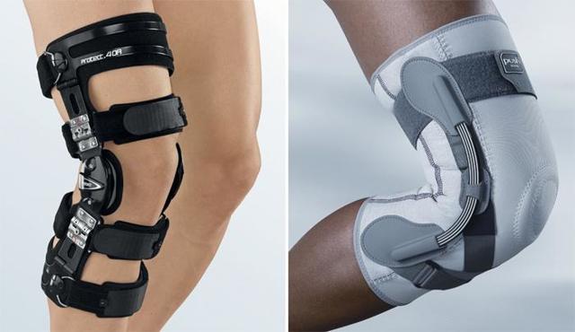 нНколенники при артрозе коленного сустава - как выбрать