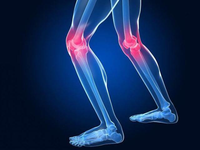 Артрит коленного сустава - лечение народными средствами