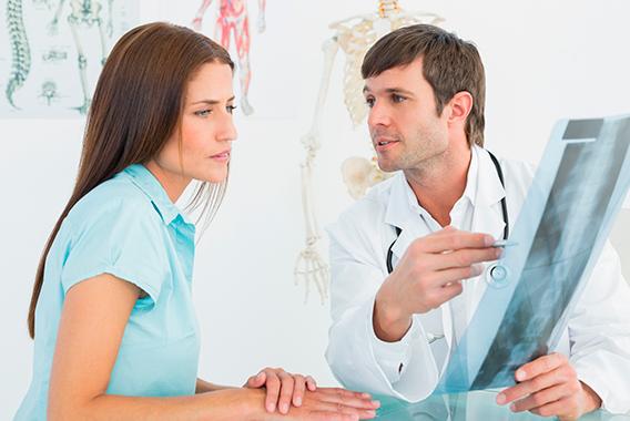 Боль в пояснице после родов - причины и лечение
