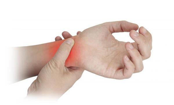 Артрит лучезапястного сустава - симптомы и лечение