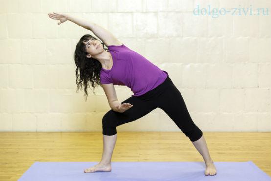 Йога при артрозе коленного сустава - можно ли ею заниматься