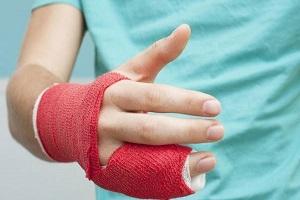 Ушиб пальца на руке -что делать и как быстро вылечить