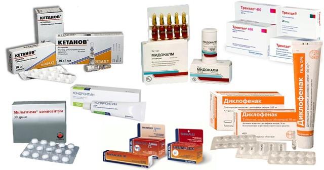 Артроз лечение препаратами - список самых эффективных средств
