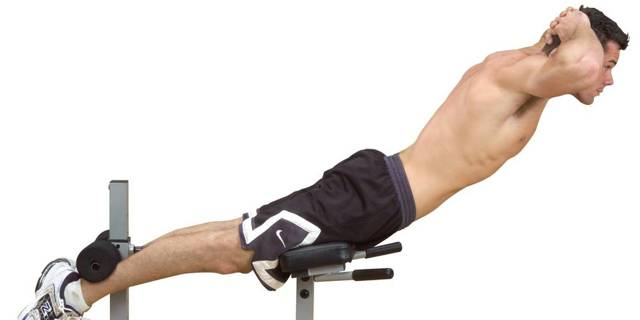 Физические упражнения при протрузии поясничного отдела позвоночника