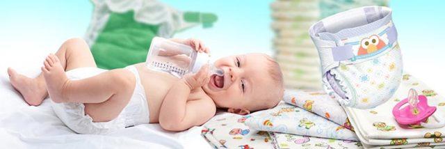 Зачем нужно гладить пеленки новорожденному и взрослому