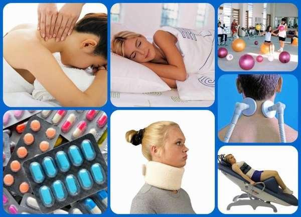 Цервикалгия - что это такое, симптомы и лечение