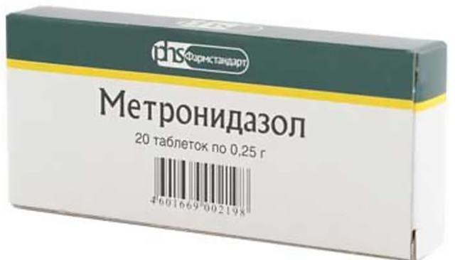 МЕТРОНИДАЗОЛ - инструкция по применению, цена и отзывы