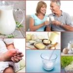 Молоко при подагре - можно или нет употреблять в пищу