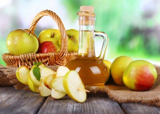 Яблочный уксус при подагре - способы лечения